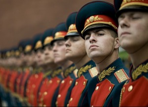 russian honor-guard-67636_640
