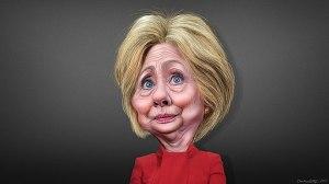 Hillary_Clinton_-_Caricature_(35182104576)