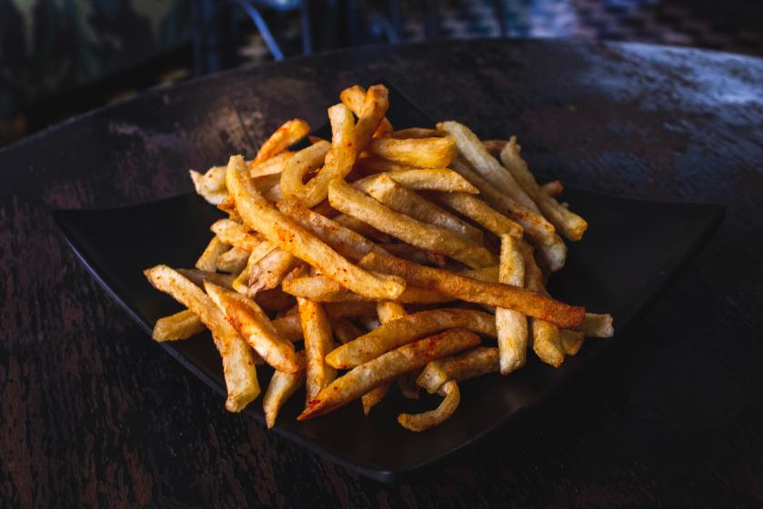 'Look at These French Fries' – their Bullshit Scamdemic rolls on Louis-hansel-vi0kzuoe0-8-unsplash